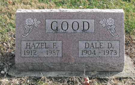 GOOD, DALE D. - Delaware County, Ohio | DALE D. GOOD - Ohio Gravestone Photos