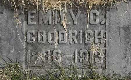 GOODRICH, EMILY C. - Delaware County, Ohio | EMILY C. GOODRICH - Ohio Gravestone Photos