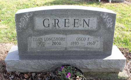 GREEN, OSCO F. - Delaware County, Ohio | OSCO F. GREEN - Ohio Gravestone Photos