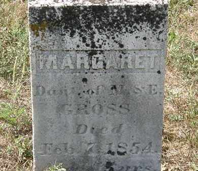 GROSS, MARGARET - Delaware County, Ohio | MARGARET GROSS - Ohio Gravestone Photos