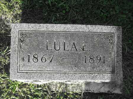 HAMNER, LULA E. - Delaware County, Ohio | LULA E. HAMNER - Ohio Gravestone Photos