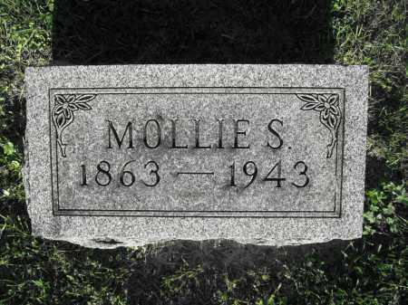 HAMNER, MOLLIE S. - Delaware County, Ohio | MOLLIE S. HAMNER - Ohio Gravestone Photos