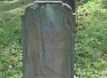HAZEN, JOSIAH - Delaware County, Ohio | JOSIAH HAZEN - Ohio Gravestone Photos