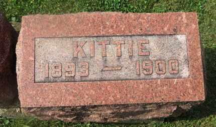 HEIL, KITTIE - Delaware County, Ohio | KITTIE HEIL - Ohio Gravestone Photos