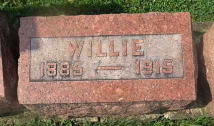 HEIL, WILLIE - Delaware County, Ohio | WILLIE HEIL - Ohio Gravestone Photos
