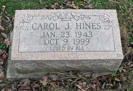 ANGEL HINES, CAROL J. - Delaware County, Ohio | CAROL J. ANGEL HINES - Ohio Gravestone Photos