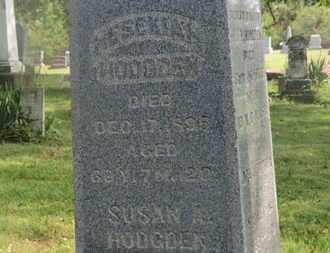 HODGDEN, HEZEKIAH - Delaware County, Ohio | HEZEKIAH HODGDEN - Ohio Gravestone Photos