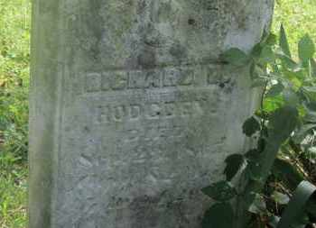 HODGDEN, RICHARD H. - Delaware County, Ohio | RICHARD H. HODGDEN - Ohio Gravestone Photos