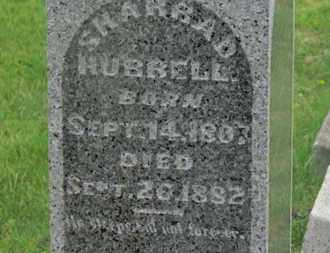 HUBBELL, SHARRAD - Delaware County, Ohio | SHARRAD HUBBELL - Ohio Gravestone Photos