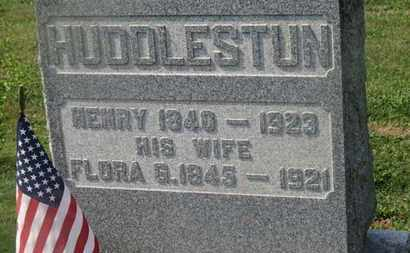 HUDDLESTUN, FLORA G. - Delaware County, Ohio | FLORA G. HUDDLESTUN - Ohio Gravestone Photos