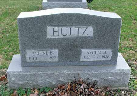 RENGERT HULTZ, PAULINE KATHRYN - Delaware County, Ohio | PAULINE KATHRYN RENGERT HULTZ - Ohio Gravestone Photos