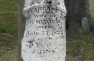 HUMES, MARGARET - Delaware County, Ohio | MARGARET HUMES - Ohio Gravestone Photos