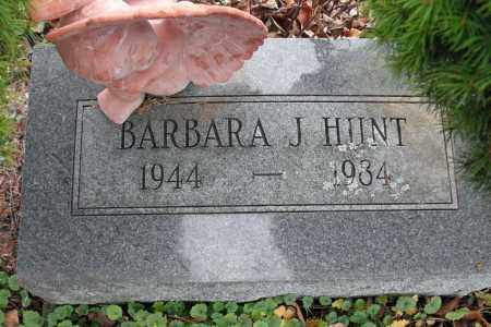 HUNT, BARBARA J. - Delaware County, Ohio | BARBARA J. HUNT - Ohio Gravestone Photos