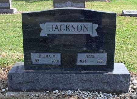 KIMBLE JACKSON, THELMA MAY - Delaware County, Ohio | THELMA MAY KIMBLE JACKSON - Ohio Gravestone Photos