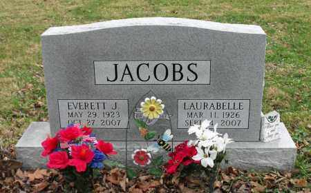 JACOBS, LAURABELLE - Delaware County, Ohio | LAURABELLE JACOBS - Ohio Gravestone Photos