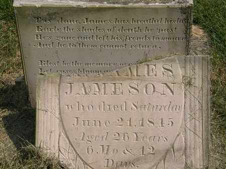 JAMESON, JAMES - Delaware County, Ohio | JAMES JAMESON - Ohio Gravestone Photos
