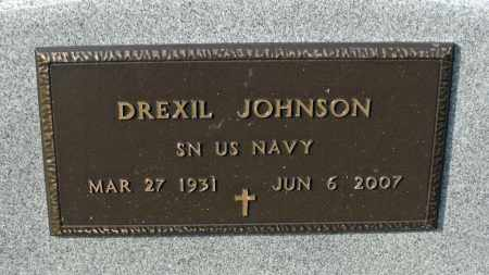 JOHNSON, DREXIL - Delaware County, Ohio | DREXIL JOHNSON - Ohio Gravestone Photos