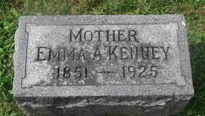 KENNEY, EMMA A. - Delaware County, Ohio | EMMA A. KENNEY - Ohio Gravestone Photos
