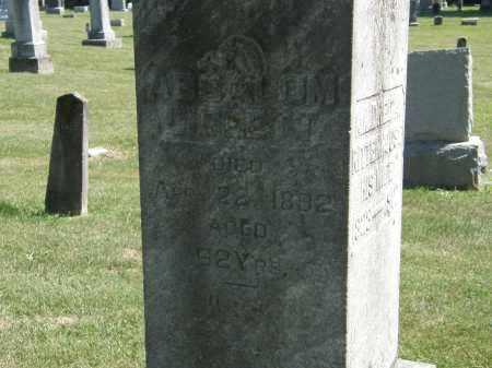 LIGGETT, ABSALOM - Delaware County, Ohio | ABSALOM LIGGETT - Ohio Gravestone Photos