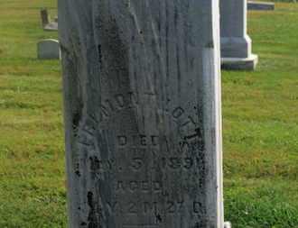 LOTT, FREMONT - Delaware County, Ohio | FREMONT LOTT - Ohio Gravestone Photos