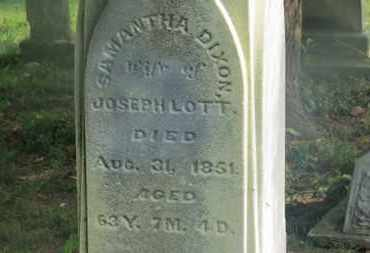 LOTT, SAMANTHA - Delaware County, Ohio | SAMANTHA LOTT - Ohio Gravestone Photos