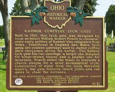MARKER, HISTORICAL - Delaware County, Ohio   HISTORICAL MARKER - Ohio Gravestone Photos