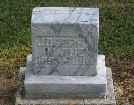 MATHER, JOSEPH - Delaware County, Ohio | JOSEPH MATHER - Ohio Gravestone Photos