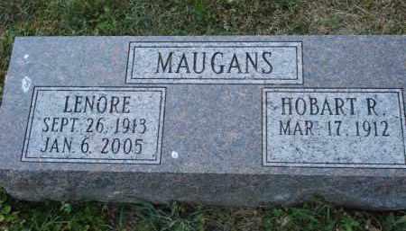 MAUGANS, LENORE - Delaware County, Ohio | LENORE MAUGANS - Ohio Gravestone Photos