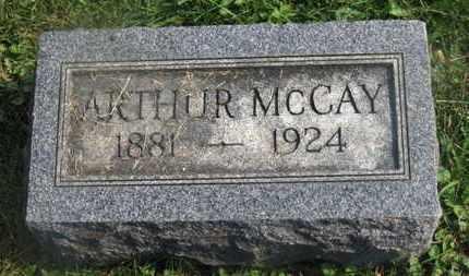 MCCAY, ARTHUR - Delaware County, Ohio | ARTHUR MCCAY - Ohio Gravestone Photos
