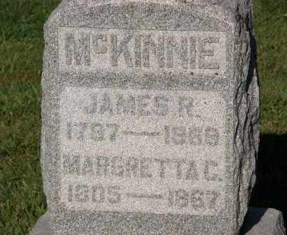 MCKINNIE, JAMES - Delaware County, Ohio | JAMES MCKINNIE - Ohio Gravestone Photos