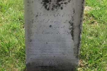 MERRIHEW, JOHN - Delaware County, Ohio | JOHN MERRIHEW - Ohio Gravestone Photos