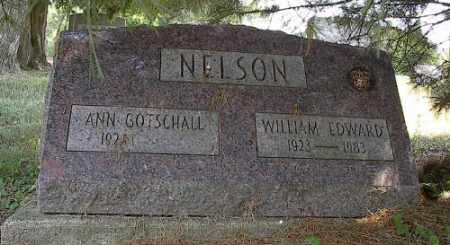NELSON, WILLIAM EDWARD - Delaware County, Ohio | WILLIAM EDWARD NELSON - Ohio Gravestone Photos