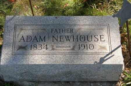 NEWHOUSE, ADAM - Delaware County, Ohio | ADAM NEWHOUSE - Ohio Gravestone Photos