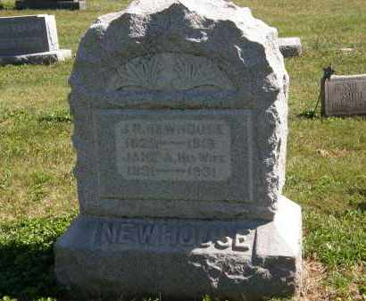 NEWHOUSE, JANE A. - Delaware County, Ohio | JANE A. NEWHOUSE - Ohio Gravestone Photos