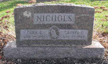 NICHOLS, GROVER C. - Delaware County, Ohio | GROVER C. NICHOLS - Ohio Gravestone Photos
