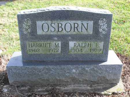 OSBORN, HARRIET M. - Delaware County, Ohio | HARRIET M. OSBORN - Ohio Gravestone Photos