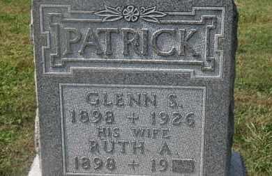 PATRICK, GLENN S. - Delaware County, Ohio | GLENN S. PATRICK - Ohio Gravestone Photos