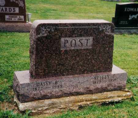 POST, KELLEY CONDIT - Delaware County, Ohio | KELLEY CONDIT POST - Ohio Gravestone Photos