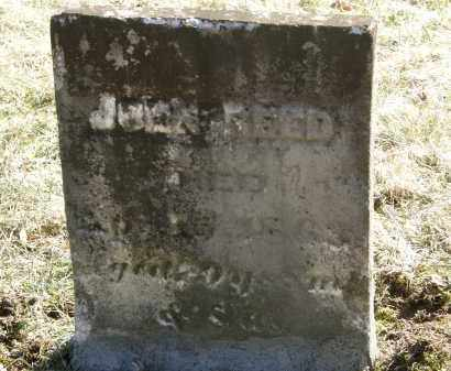 REED, JOHN - Delaware County, Ohio | JOHN REED - Ohio Gravestone Photos