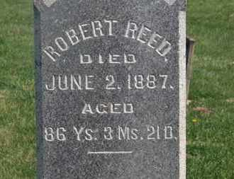 REED, ROBERT - Delaware County, Ohio | ROBERT REED - Ohio Gravestone Photos