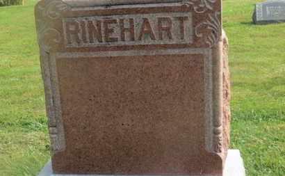 RINEHART, FAMILYMARKER - Delaware County, Ohio | FAMILYMARKER RINEHART - Ohio Gravestone Photos