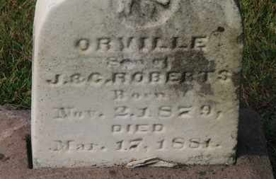 ROBERTS, J. - Delaware County, Ohio | J. ROBERTS - Ohio Gravestone Photos
