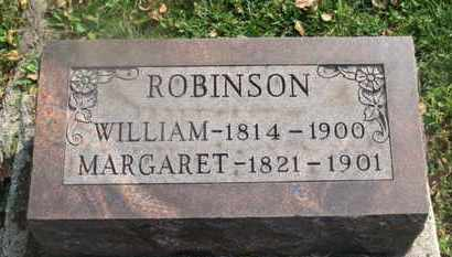 ROBINSON, WILLIAM - Delaware County, Ohio | WILLIAM ROBINSON - Ohio Gravestone Photos
