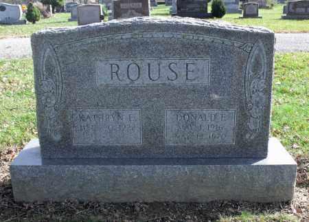 ROUSH, DONALD E. - Delaware County, Ohio | DONALD E. ROUSH - Ohio Gravestone Photos