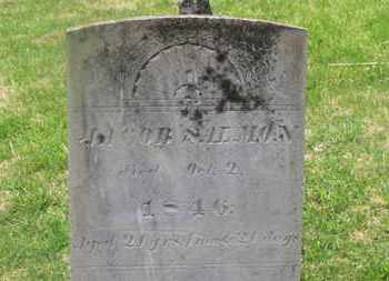 SALMON, JACOB - Delaware County, Ohio | JACOB SALMON - Ohio Gravestone Photos