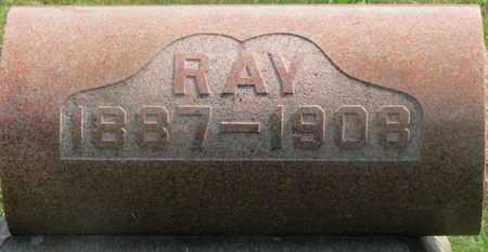 SHERMAN, RAY - Delaware County, Ohio | RAY SHERMAN - Ohio Gravestone Photos
