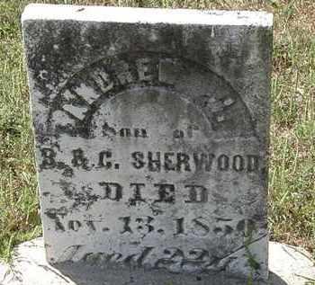 SHERWOOD, ANDREW J. - Delaware County, Ohio | ANDREW J. SHERWOOD - Ohio Gravestone Photos