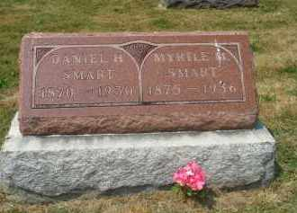 SMART, MYRTLE M - Delaware County, Ohio | MYRTLE M SMART - Ohio Gravestone Photos