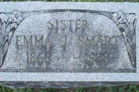 SMART, EMMA J. - Delaware County, Ohio | EMMA J. SMART - Ohio Gravestone Photos