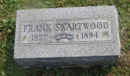 SMARTWOOD, FRANK - Delaware County, Ohio | FRANK SMARTWOOD - Ohio Gravestone Photos